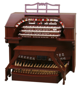 Allen Organ TH317e Theatre Organ